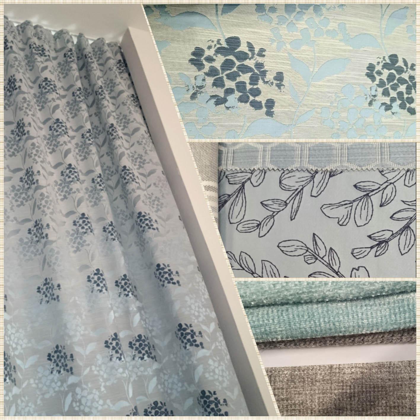 Realizace, textilie
